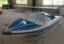 Nouveau modèle de 3,8 m de la vitesse de la pêche en fibre de verre Mini Bateaux à vendre