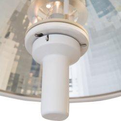 Chirurgische Instrument van de Apparatuur van het Plafond van de Lamp van de Verrichting van het halogeen zs-500f het Medische