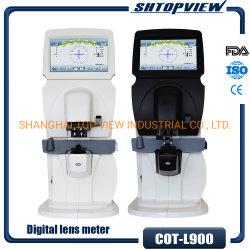 Lentille optique Machine de test COT-L900 Digital Auto lentille Lensmeter compteur