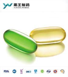 GMP Bulk Natuurlijke Astaxanthin van de Fabriek Olie 10% de Natuurlijke voeding van de Capsule 1000mg Softgel