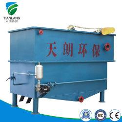 Aufgelöstes Luft-Schwimmaufbereitung-Gerät für große Abwasserbehandlung