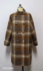 Año 2020 ropa de abrigo de lana para la elección de la mujer