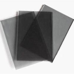Prix de gros trempé renforcé des armoires de cuisine durci absorbant la chaleur Vert Noir 3mm en verre coloré de 4 mm