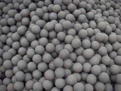 Forjado de 25 mm de bolas de acero pulido de piedra caliza