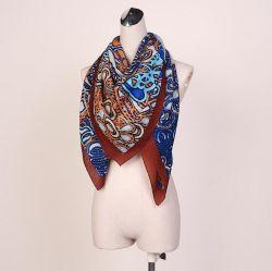 2019 новый дизайн пользовательских зимний шерсть Шаль для леди