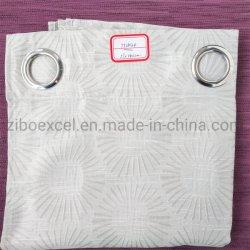 Elegante de alta qualidade em casa de estilo europeu, Cortina de bordar têxteis