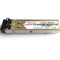 Cisco / Huawei 1.25g SFP モジュール 850nm 500 m 光ファイバに対応しています トランシーバ