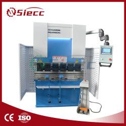 CER Diplom-CNC-hydraulische Presse-Bremse (WC67Y 80TONX3200)