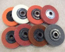 Disque fibre disque de polissage, fibre, Disque abrasif en nylon