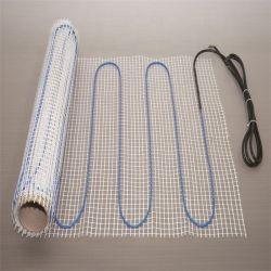 أرضيّة كهربائيّة مقاومة خشبيّة أو تحت أرضيّ أرض تدفئة شبكة حصيرة لأنّ قدم/غرفة حمّام/غرفة نوم يسخّن
