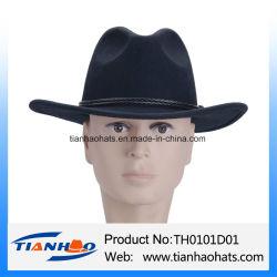 De Wol Gevoelde Hoed van uitstekende kwaliteit van de Cowboy voor Mensen