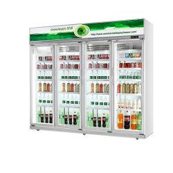 空気冷却のテクニカルサポートのスーパーマーケットの棚のCogeladorのセリウムの公認のキャビネット