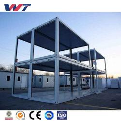 Amplia gama Builidng Estructura de bastidor de acero con material de construcción de SGS ISO