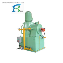 Wfs 30-500ペット火葬機械無煙医学の不用な焼却炉