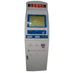 Apparecchio automatico di vendita di pagamento tutto compreso di fatturazione per i tester pagati anticipatamente