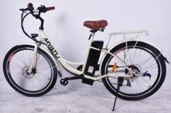 """Da """" bicicleta elétrica da cidade E liga 26"""