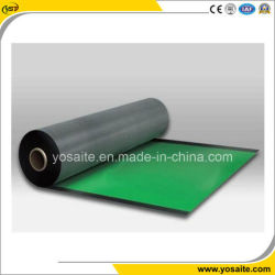 Croix film laminé (PEHD) Membranes étanches bitumineux pour toitures/murs/sous-sols/système d'enveloppe complète