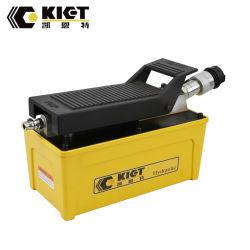 Bewegliche kleine fußbetätigte hydraulische Hochdruckluftpumpe
