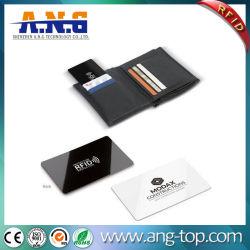ID 카드와 NFC 보호를 위한 매우 얇은 RFID 방패 카드 RFID 차단제