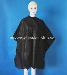 Salão de Beleza, SPA e barbearia descartáveis de PP não tecido vestido de corte de cabelo