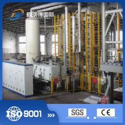 Laminação de alta qualidade acessível a linha de produção de imprensa a quente