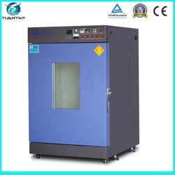 Horno de alta temperatura del secado al vacío del electrodo