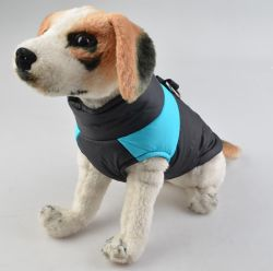 Hoodie 방풍 조끼 겨울 제품 옷 애완 동물 외투 개 의복
