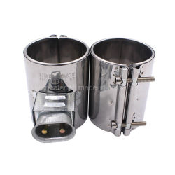 Elektrischer Zylinder-Heizelement-Glimmer Isolierband-Heizung mit Thermoscouple