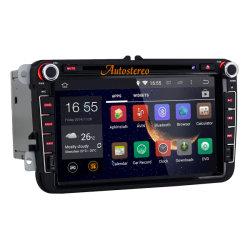 Video del giocatore dell'automobile MP4 del Android 4.4.4 per il navigatore di Volkswagen GPS