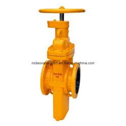 가스를 위한 주물 탄소 강철 GOST 기준 게이트 밸브