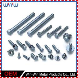 Especialidade industrial prendedores rosqueados da escora do aço inoxidável do metal