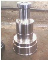 L'AISI 4330(AISI 4330V, 4330V de la SAE MOD) Marteau de distribution par SRD en acier forgé de forger de bits de tige de forage bouton Borewell bits Bits d'organes du corps des chefs