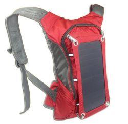 حقيبة ماء بشاحن شمسية متينة تعمل بالطاقة الشمسية