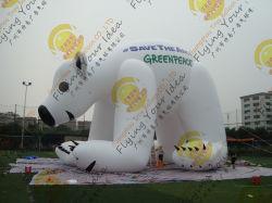 Palloncino mongolfiera personalizzato per la pubblicità
