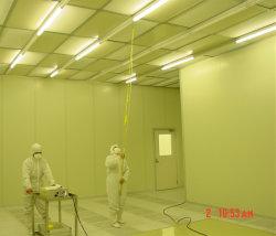Nettoyer la chambre propre stand modulaire pour E Fabrication liquide