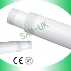 Groen, vervuilingsvrij, fabriek Groothandel loodgieterswerk levert plastic buizen PVC-buizen
