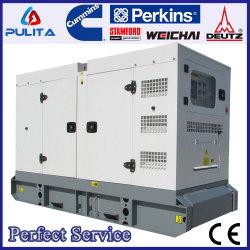 Электрическая мощность дизельного генератора 8 квт-1800квт с Silent звукоизолирующие тип прицепа