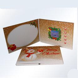 طباعة كتيب بطاقة الفيديو الرقمية المخصصة لشاشة LCD