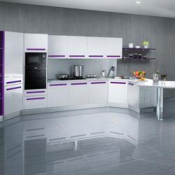 Le Brésil Style armoires de cuisine en métal bon marché armoires de cuisine en usine