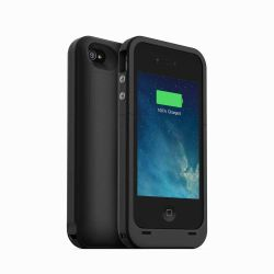 Mophie Juice Pack Plus für iPhone 4 4s Power Fall 2000mAh