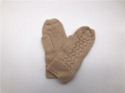 Inverno Quente Fingless Bonitinha Lady Mulheres Tricotar Luvas de malha