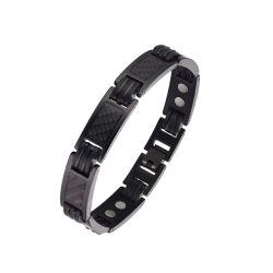 L'hématite Fashion Star Bracelet magnétique puissante