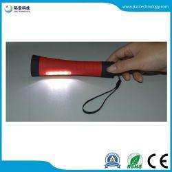 [هي بوور] [أا] بطارية بلاستيكيّة [لد] مصباح كهربائيّ