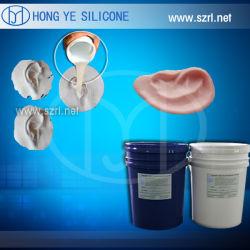 Gomma di silicone liquida della FDA per la fabbricazione della parte del corpo del silicone