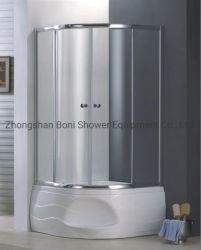 Badkamers 4mm de Aangemaakte Deur van de Douche van de Bijlage van het Kwadrant van het Glas
