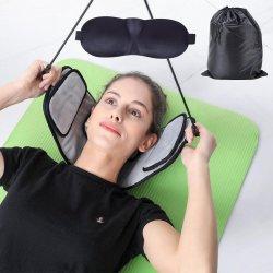 Hamaca colgante de la cabeza para cuello cervical Portátil para aliviar el dolor y relajar el estrés