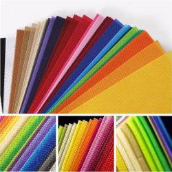 Tissu non tissé en polypropylène 100 % utilisé pour des sacs de magasinage