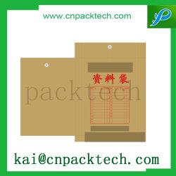Старый коричневый крафт-бумаги красоты практичности канцелярские легко сумка для переноски