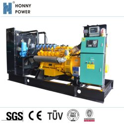 مولد الغاز الطبيعي بقدرة 500 كيلوفولت أمبير مع CE/ISO، بتردد 50 هرتز، والبيع الساخن