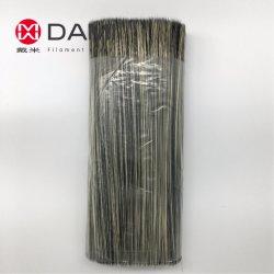 900mm lange Größen 2 Doppelende Tapered Soft Tips Solid Hohlfilament für Farbe Reinigung Pinsel machen